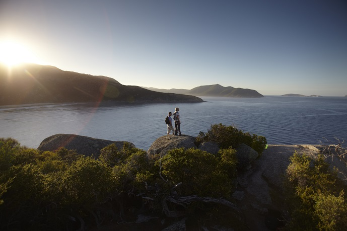 Wilsons Prom Lightstation and Gippsland - 5 day walking holiday