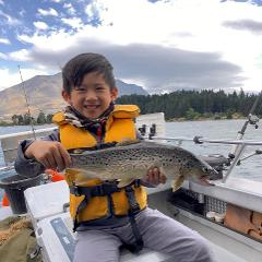 3 Hour Fishing Experience (Shared Charter)