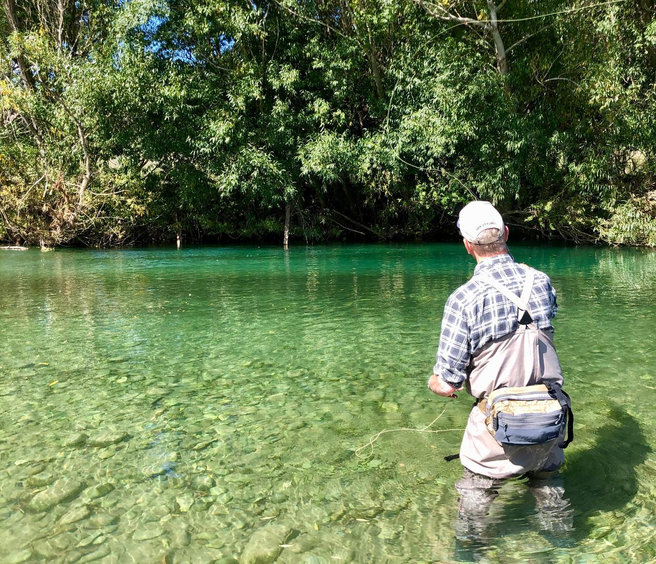 4WD Fly Fishing Experience