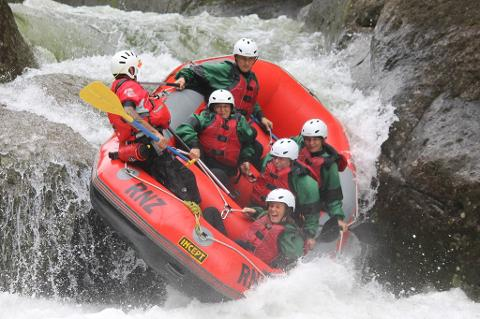 Wairoa River Trip