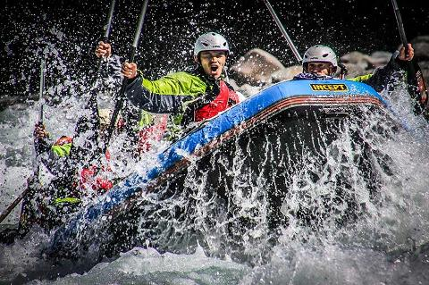 Wilderness Mohaka White Water Adventure Grade 3+