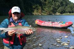 Tongariro River Guided Fly Fishing Trip
