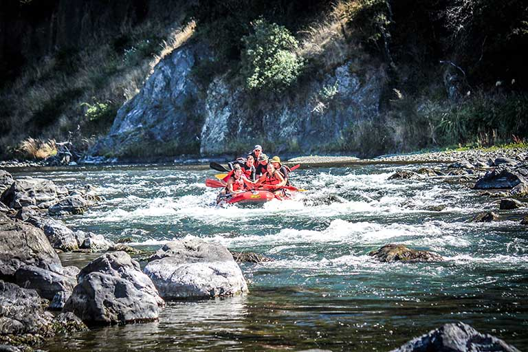 Mohaka Wilderness - Grade 2 Family Fun