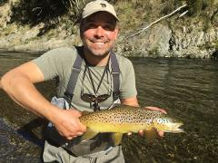 Mohaka - Epic River - Big Adventure Fishing - Un-Guided