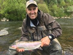 Whakapapa - Big Brown & Rainbow Trout Fishing - Un-Guided
