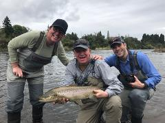 Tongariro Delta - Trophy Fishing by Raft - Guided