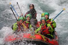 Tongariro River - All Day Raft/Guide Hire