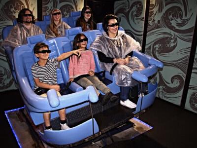 6D Adventure Cinema