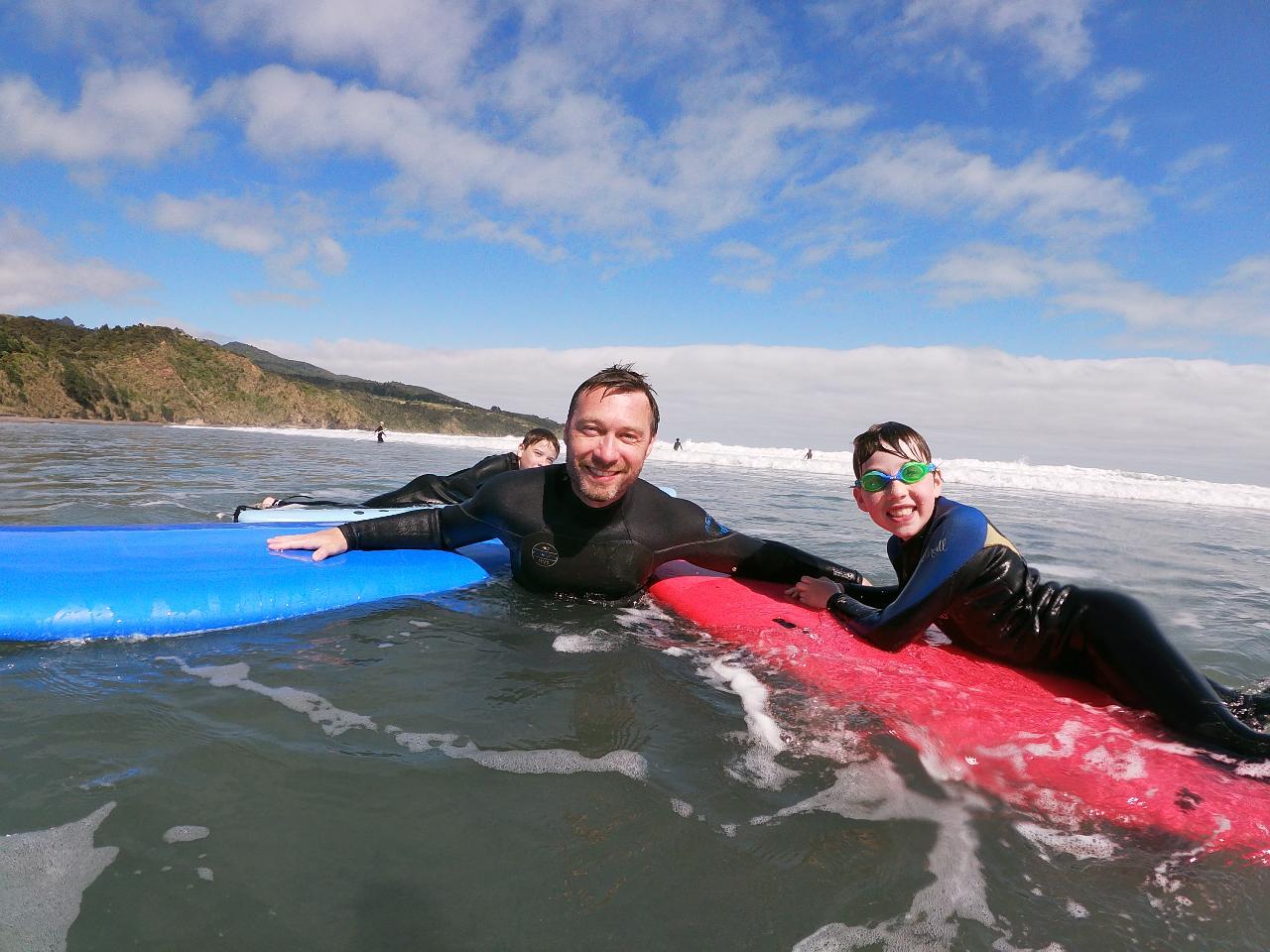Family Surf Lesson