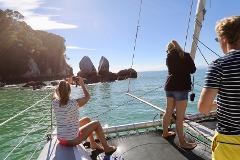 Awaroa Sail & Cruise - Afternoon
