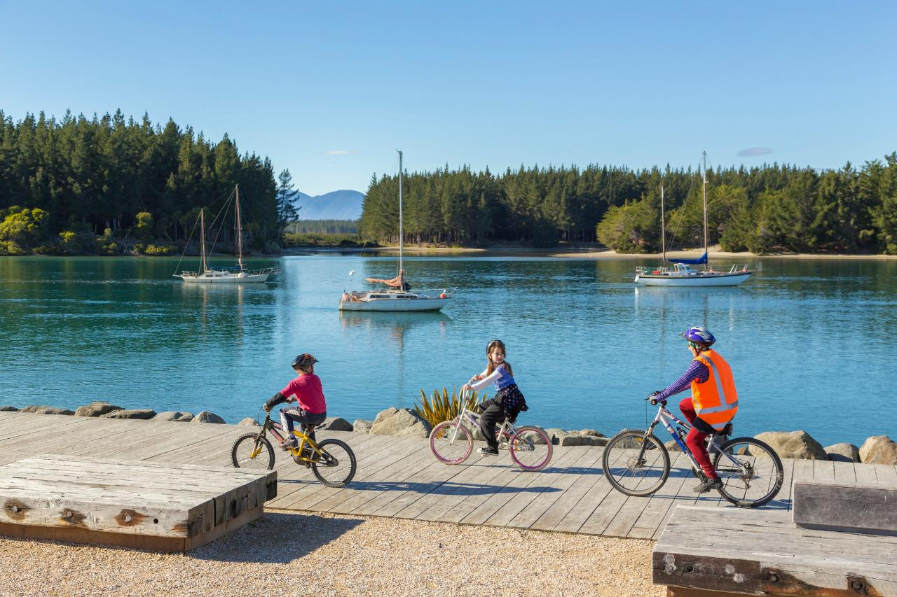 Mapua Cycle & Sail