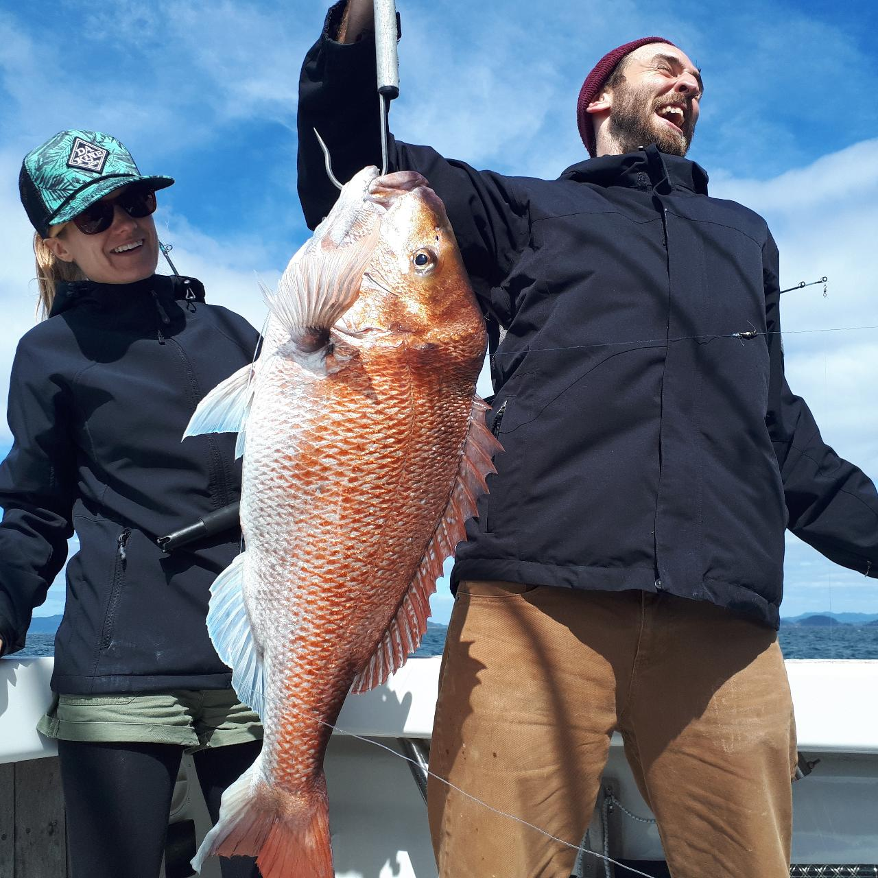 Snapper Fishing - Full Day