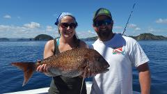 Snapper Fishing – 4 hour Charter