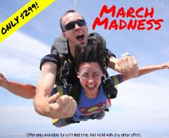 Special - March Madness - Limited time offer!