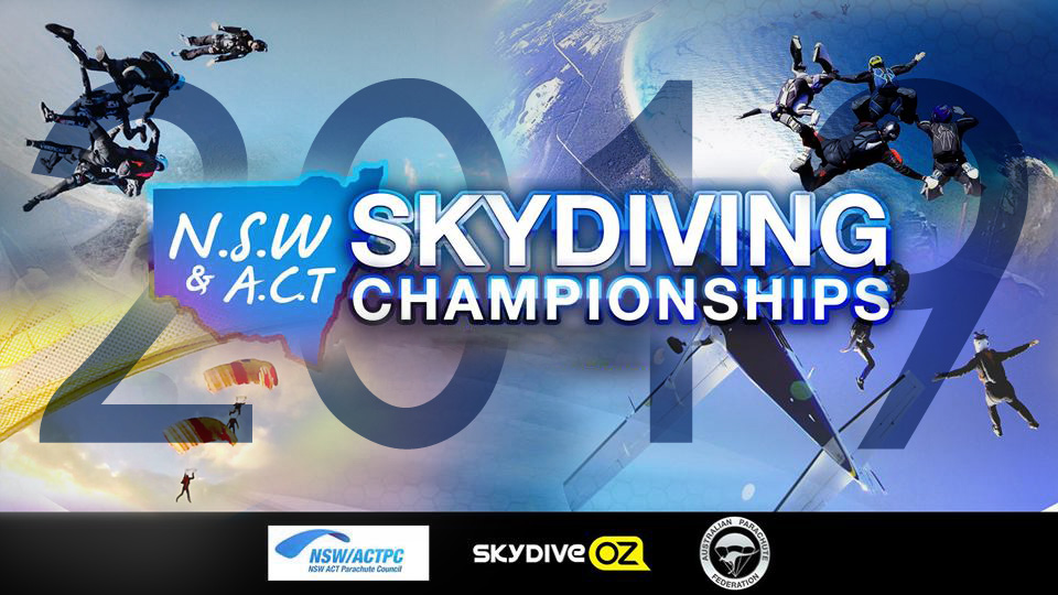 2019 NSW & ACT State Skydiving Championships