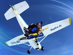15,000ft Tandem Skydive - Orange