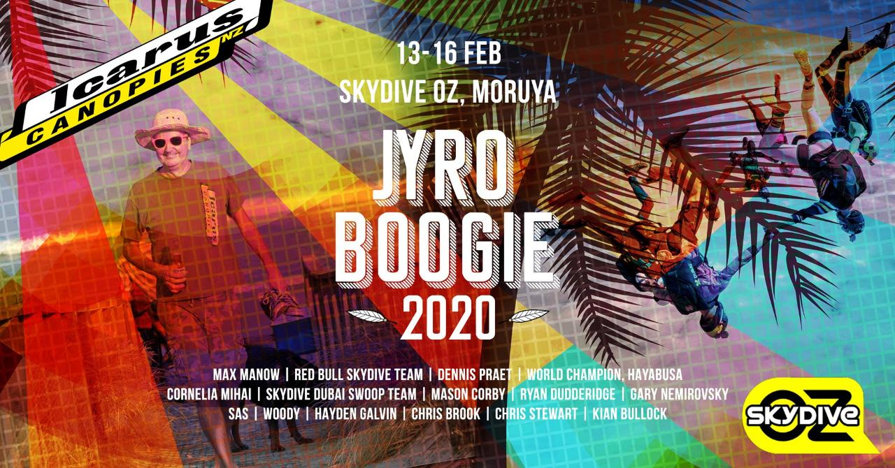 JYRO Boogie 2020