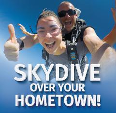 14,000ft Tandem Skydive - Wagga Wagga
