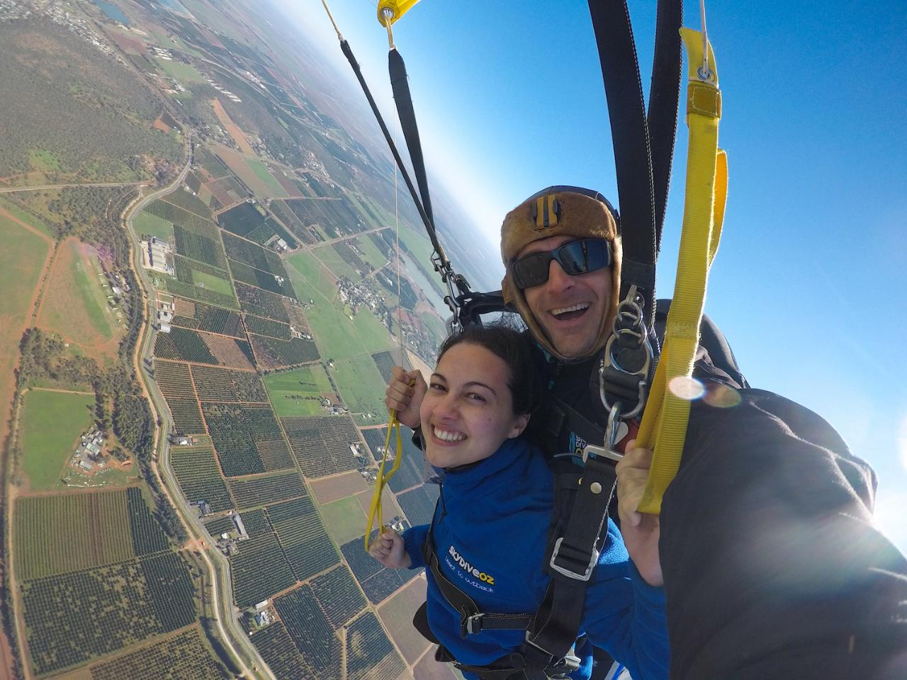 Country NSW Tandem Skydive - Moree
