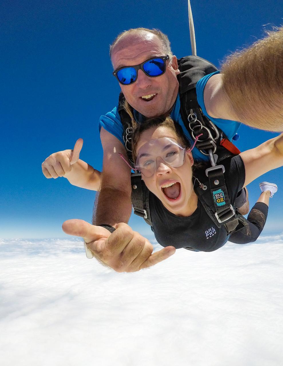 15,000ft Tandem Skydive - Wagga Wagga