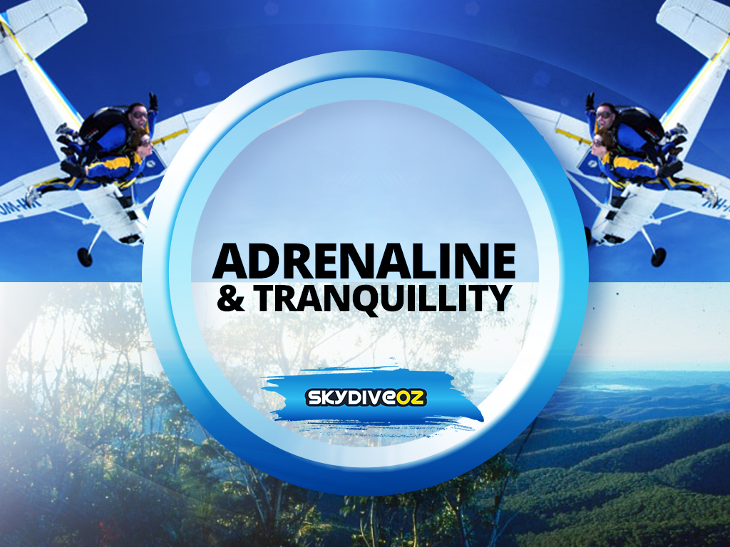 Adrenaline & Tranquillity Package - Batemans Bay