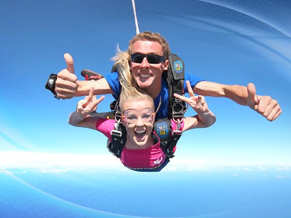 14,000ft Tandem Skydive - Moruya
