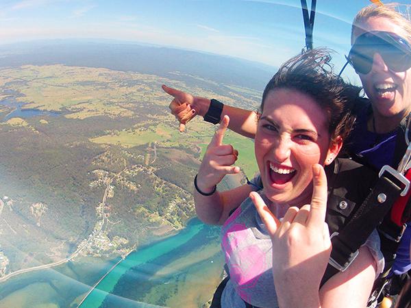 6,000ft Tandem Skydive - Moruya