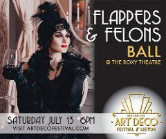 Flappers and Felons Ball