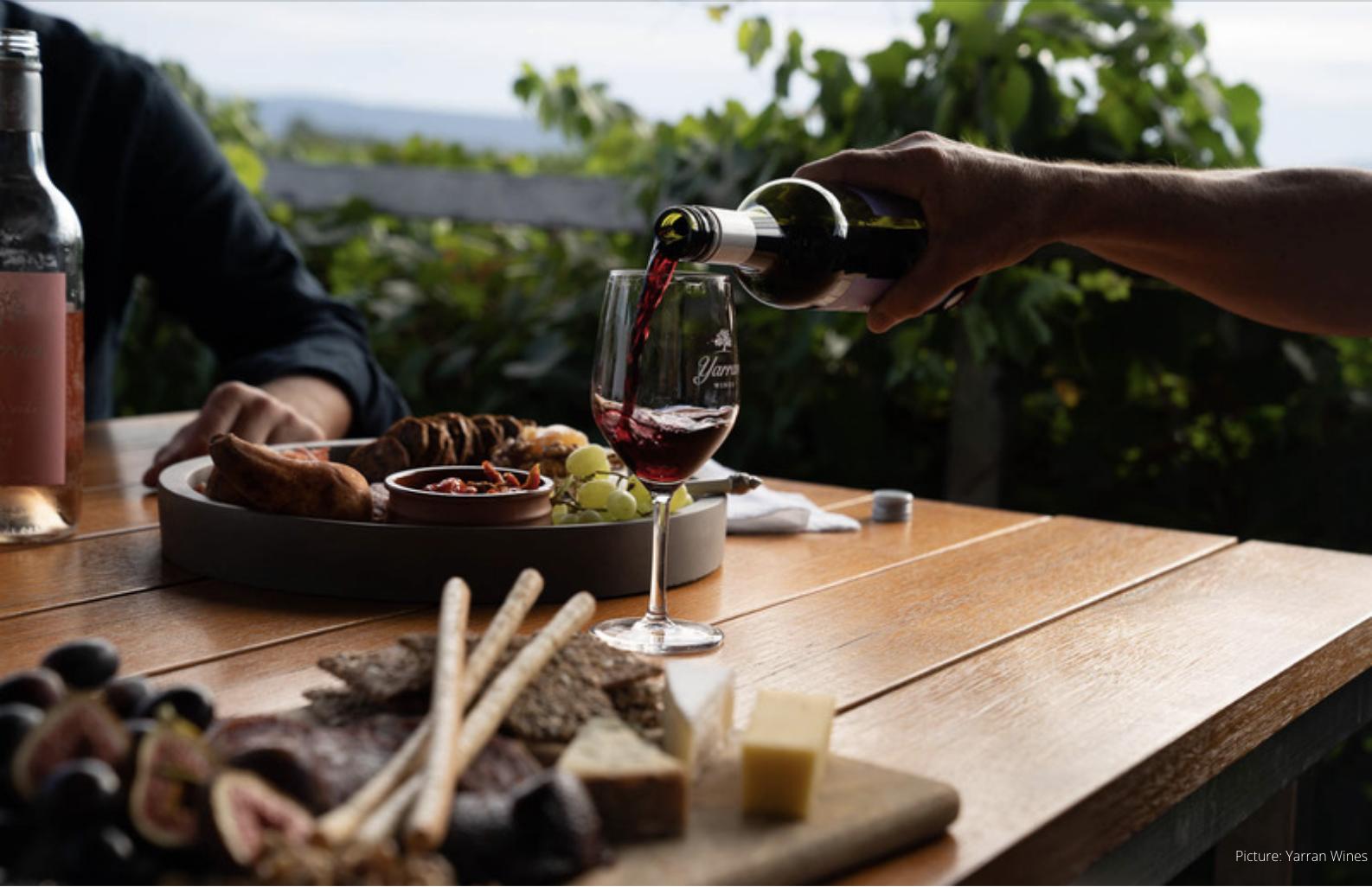 Private Gourmet Food & Wine Indulgence Tour