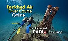 PADI Nitrox Course