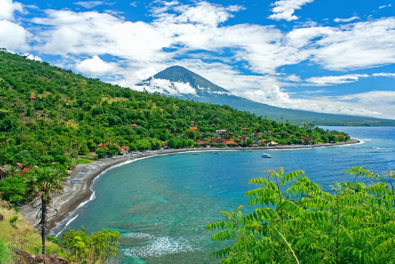 Amed, Bali Freediving Camp