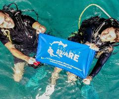 Project Aware Week: Dive Against Debris Specialty Course