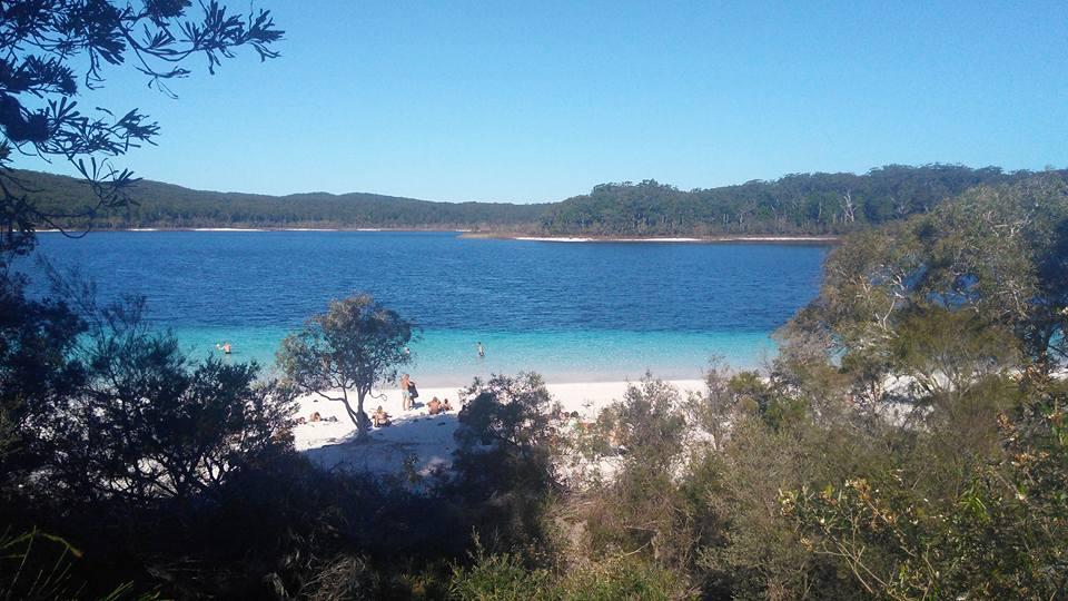 Fraser Island 2 day 4WD safari tour