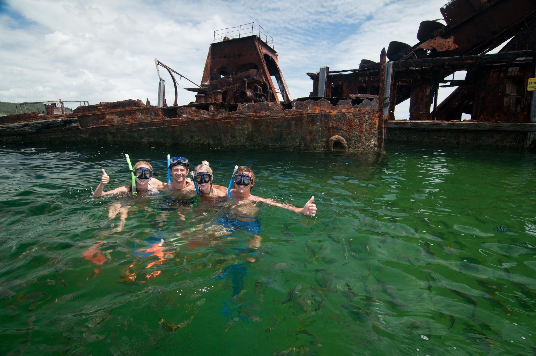 Moreton Island 3 day 4WD Explorer tour