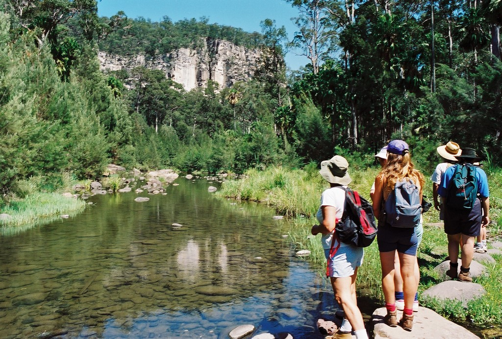 Carnarvon Gorge 5 day tour