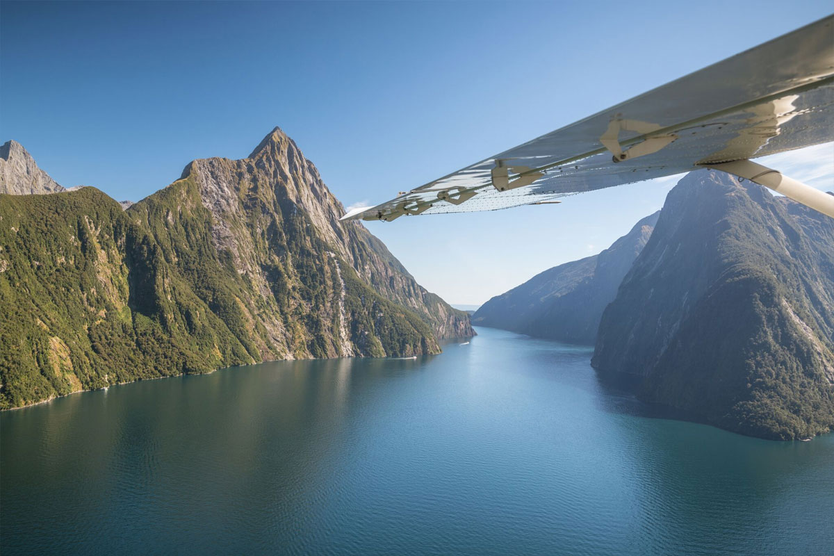 Milford Sound Fly Out
