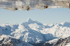 Mt. Aspiring + The Glaciers