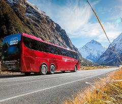 Milford Sound Coach | Cruise | Fly