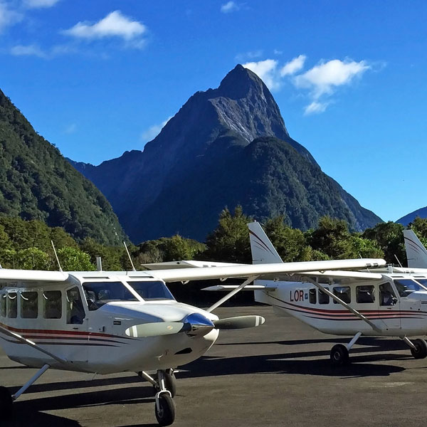 Milford Sound Fly | Cruise | Fly