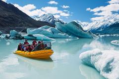 Mt. Cook Fly | Tasman Glacier Explorers | Fly