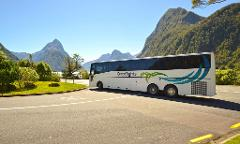 Milford Sound and Glaciers: Coach/Cruise/Fly