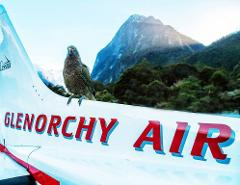Milford Sound and Glaciers:  Fly/Cruise/Fly 12:00pm