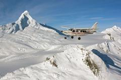 Local Glacier Scenic Flight - Mt Aspiring