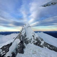 Mt Aspiring & The Glaciers