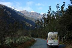 Hollyford Road End to Te Anau