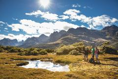 Private Fiordland Guided Day Walk