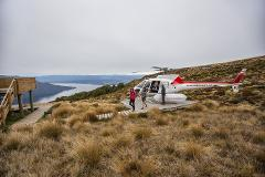 Private Kepler Track Luxmore Guided Day Heli-Hike