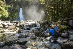 Milford Track Guided Walk & Boat Cruise