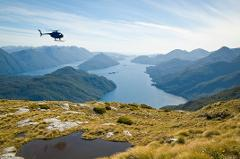 Doubtful Sound GOLD STAR Helicopter Scenic Flight
