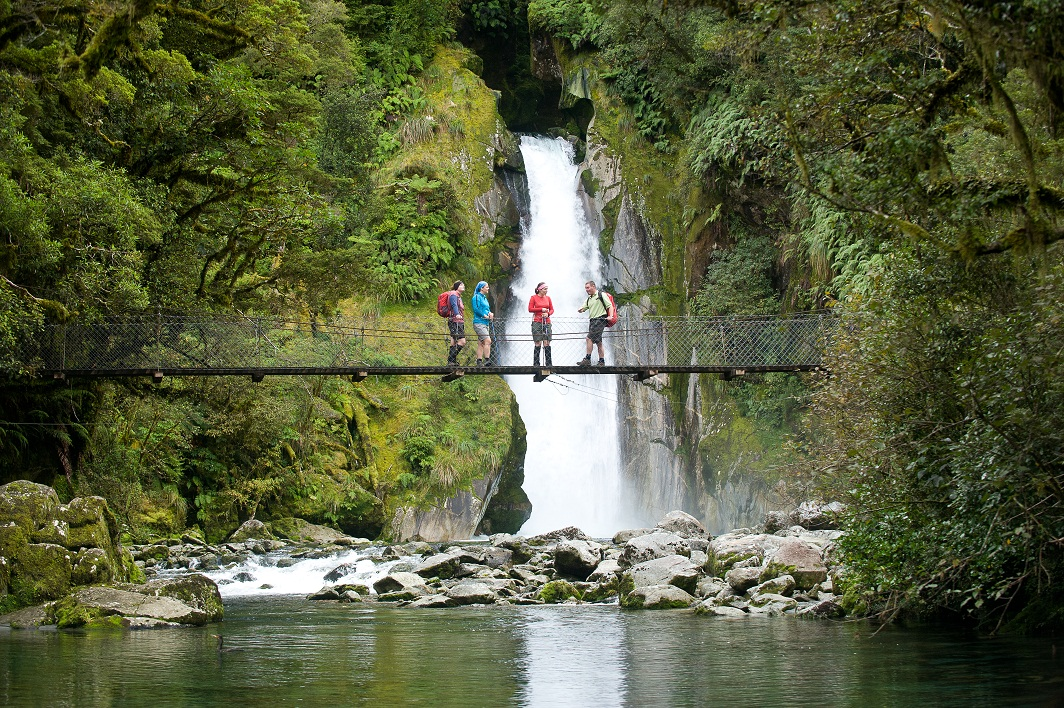 Milford Track Guided Walk
